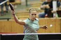 Při Evropském poháru dostala šanci teprve sedmnáctiletá Linda Záděrová. Trenérovi se za důvěru odměnila třemi výhrami.