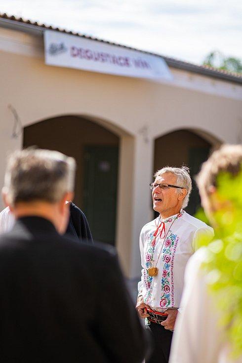 Úspěšný seminář Brána do Moravského Toskánska otevřená se konal v Archlebově u Kyjova.