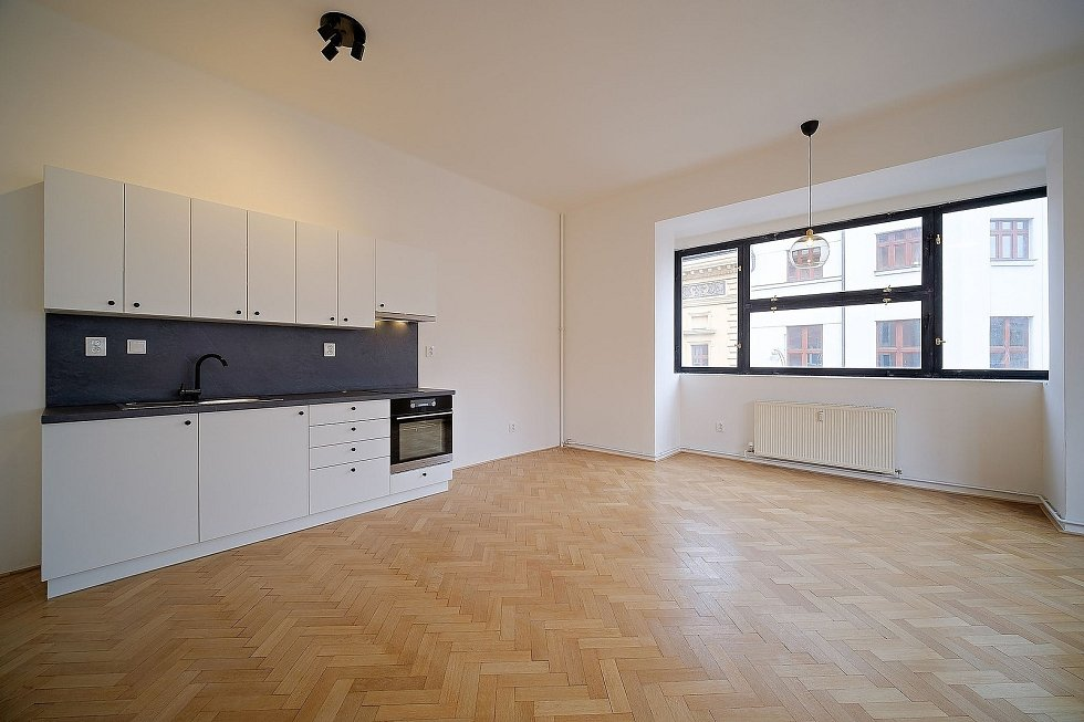 Nový byt. Ilustrační foto.