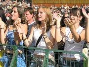 Festival Slunce ve Strážnici. Ilustrační foto.