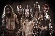 Finská kapela Ensiferum.