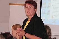 Ratíškovická starostka Anna Hubáčková.