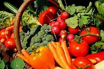Potraviny od farmářů jsou žádané a zdravé.