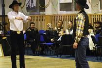 Skautský ples v country stylu v Ratíškovicích.