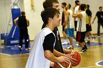 Kyjovští basketbalisté - ilustrační foto.