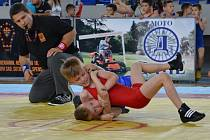 Mladí hodonínští zápasníci uspěli na prestižních mezinárodních turnajích v Srbsku a Polsku.