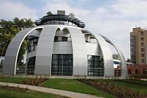 Slavnostní otevření nového pavilonu hodonínských lázní Bliss Day Spa.