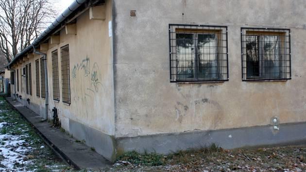 Nová ubytovna pro lidi bez domova v Hodoníně.