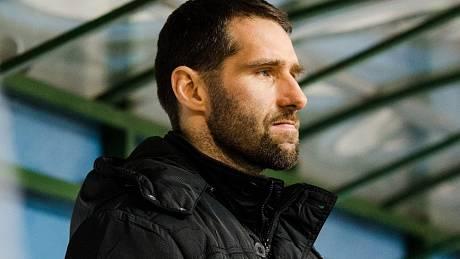 Martin Vyrůbalík už svoji extraligovou kariéru ukončil, nyní se soustředí na manažerskou práci v Hodoníně.