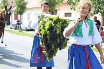 Strážnické vinobraní 2017.