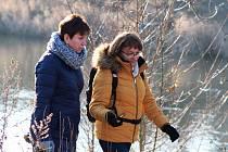 Lidé na jihu Moravy mohou víkend využít k procházkám v přírodě.