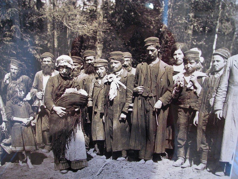První světová válka. Smrt, bída a mírová naděje