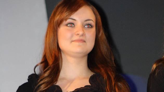 Sportovní střelkyně Jitka Pešková patří mezi velká talenty olympijského sportu.