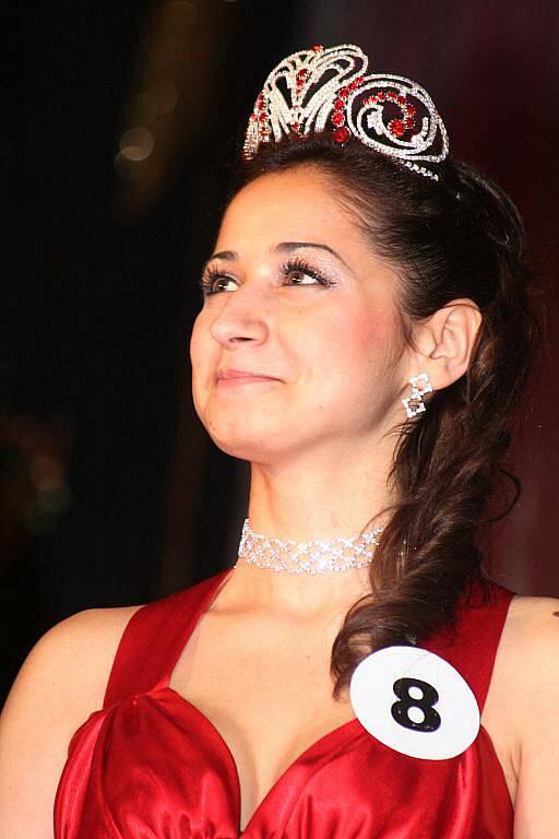 Miss Roma ČR 2010 - 2. vicemiss
