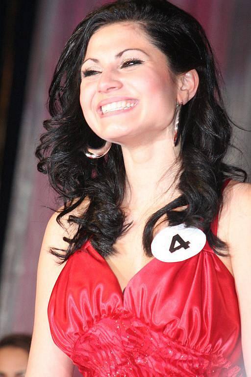 Miss Roma ČR 2010 - Pavlína Lendelová