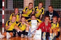 Starší žákyně HK Hodonín vyhrály prestižní mezinárodní turnaj ve Zlíně.