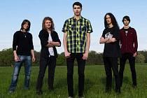 Hodonínská kapela Enrage.