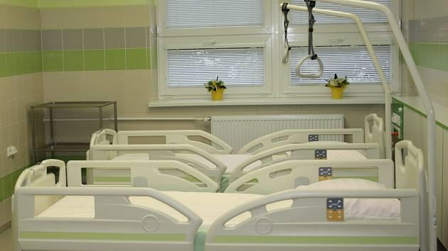 Sanatorium za téměř 400 milionů pomůže až 180 pacientům