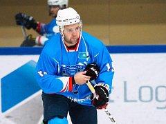 Zkušený hokejový útočník Martin Hujsa (na snímku) se po několika letech vrátil domů na Slovensko, kde se domluvil s vedením Nových Zámků.