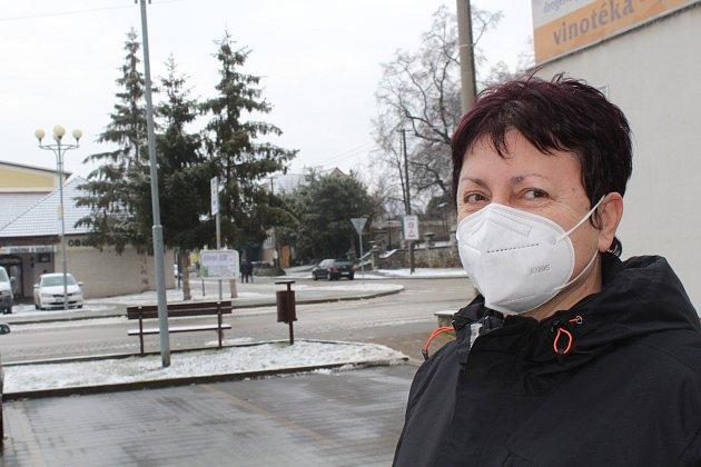 Vladimíra Lekavá, 67let, důchodkyně