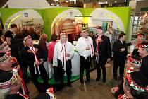 Město Kyjov prezentovalo Slovácký rok na nedávném veletrhu Regiontour.