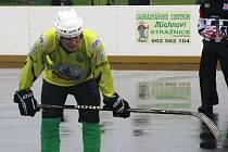 Sudoměřický útočník Martin Chovanec se stejně jako zbytek slováckého týmu proti favorizované Plzni střelecky neprosadil.