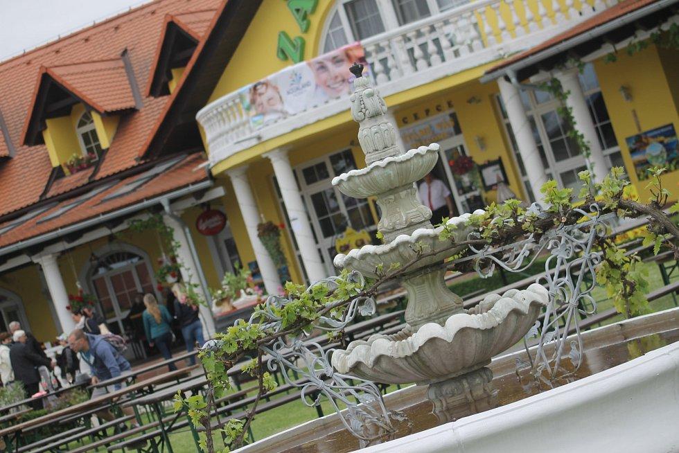 Hotel Zámeček Mikulov v Mikulově.