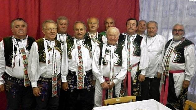 Mužský pěvecký sbor z Louky natočil své první CD.