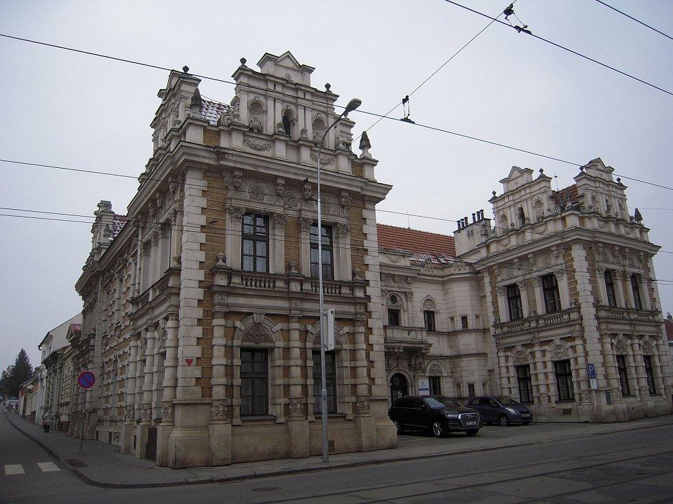 Dům Morgensternů v Brně.