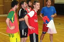 Záložník Jaroslav Hromek absolvoval první letošní trénink v dresu londýnského Arsenalu.