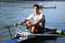 Hodonínský veslař Milan Viktora se chce kvalifikovat společně s Petrem Čablou na mistrovství světa.