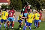 Derby z Hodonínska ovládly Mutěnice, které zdolaly rivala z Ratíškovic 3:1.