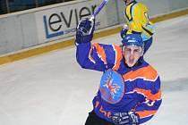 Hodonínští hokejisté vydřeli tři body
