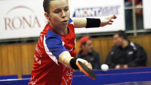 Česká jednička Iveta Vacenovská prohrála v úterním zápase s ruskou Jelenou Trošněvovou 1:3 sety.