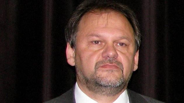 Hodonínský starosta Igor Taptič