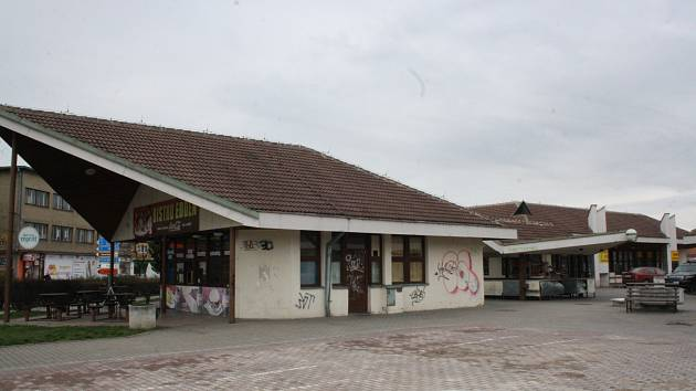 Tržnici ve Veselí nad Moravou.