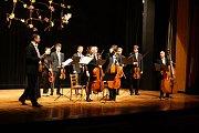 Slovácký komorní orchestr představil v Kyjově hudbu Vivaldiho, Mendelsohna, Dvořáka i Griega.