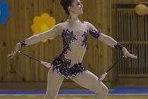 Jednadvacetiletá sportovkyně ze Vnorov Eliška Roubalová se na akademické mistrovství České republiky těšila. Jejího nadšení si všimli i porotci.