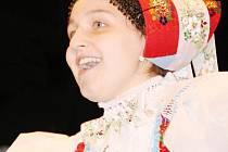 Kamila Šošovičková (vítězka, Zlatý zpěváček 2010)