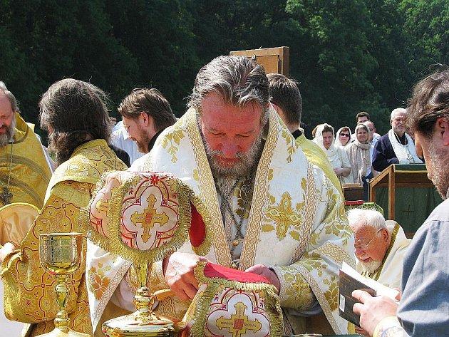 Den Bulharů v Mikučicích.