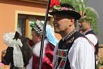 Jízda králů se do Skoronic vrátila po pěti letech.