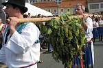 Strážnické vinobraní 2009
