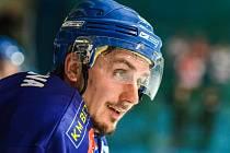 Čtyřiatřicetiletý kapitán Drtičů Petr Peš odehrál v Porubě pětisté utkání v dresu hodonínských hokejistů.
