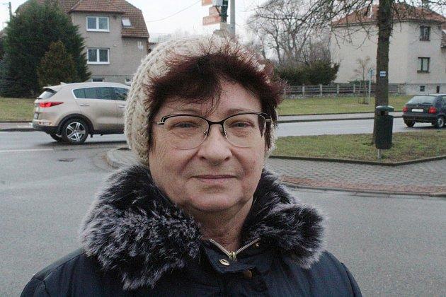 Emílie Piskatá, 62let, pracuje doma