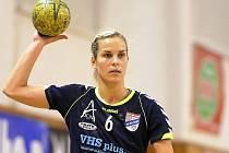 Slovenská reprezentantka Zuzana Drotárová opouští po třech letech Veselí nad Moravou. Od příští sezony bude hrát ve Francii.