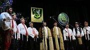 Nejen koledy si přišli v sobotu zazpívat na tradiční předvánoční sraz folkloristů do Nové Lhoty.