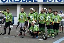 Sudoměřičtí hokejbalisté na turnaji v Letohradu ani jednou neprohráli a skončili druzí.