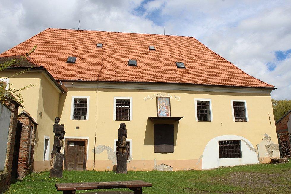 Muzeum mlynářství ve Strážnici.