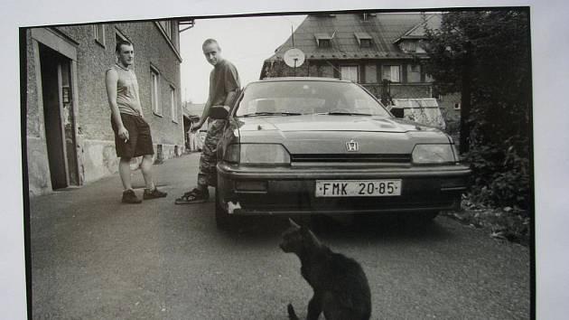Kolichovy fotografie - Folvark a Lidé Havířova