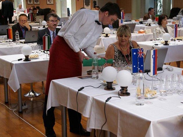 Vino Ljubljana je nejstarší mezinárodní soutěží vín a tento rok se konala již po pětapadesáté.
